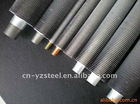 heat exchange aluminium extruded fin tube