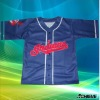 Fully sublimated baseball jerseys