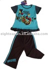 6 years old girls tshirt and pants for kid