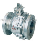 ASME 2-piece flanged ball valves(Q41F)