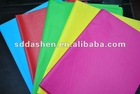fire resistant fixed color paper