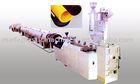 PE Water and Gas Supply Pipe Extrusion Line