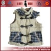 2012 new style lady knitted vest