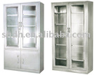 Stainless Steel Stand Window Cabinet