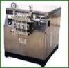 High-pressure homogenizer