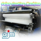 High quality aluminium/steel coil color coating/painting machine prouduction line