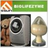Alkaline lipase enzyme detergent