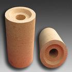 Clayey hot metal ladle bricks
