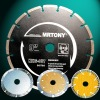 Sintered Saw Blade-for Segmented Type