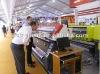 sublimation textile printer with epson dx5 print head 1440dpi (F15)