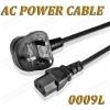 Power plug cord