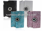 swirl stand leather case for ipad2 ipad3