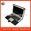 Leather Case For Apple Macbook Air 13'' inch,free shipping+wholesale,Black