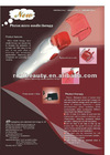 AP5 Portable Photon LED Derma Roller Machine