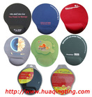 gel mouse pad with print picture and logo