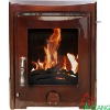 insert wood burning stoves fireplace