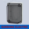 European type surface mounting Junction box