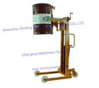 Banausic Drum Lifting Stacker With Manual elevated