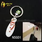 newest foldable nail-scissor design hold 9 kg keychain bag holder table NSG01