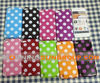 DOT pattern case /TPU case for ipod touch 5