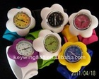 2011 OEM Fashion waterproof quartz silicone watch