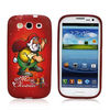Hot Santa Claus Presents Merry Christmas TPU Gel Case for Samsung I9300 Galaxy S 3 / III