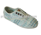 2010 new stylish slip-ons espadrille shoes