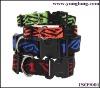 Jacquard nylon dog collars