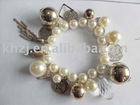 imitation pearl beads bracelet