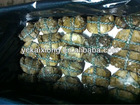 85-95g IQF frozen whole river crab
