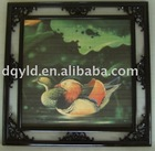 Bamboo wall picture for home decor