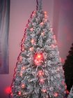 2012 New LED Fiber optic christmas tree from 30cm to 300cm (pass CE.UL.SAA,ROHS...)