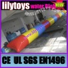 Long inflatable blob water toys/inflatable water games