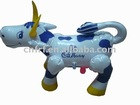 Inflatable PVC horse toy