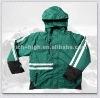men's 100% nylon oxford winter working jacket