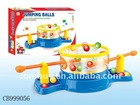 B/O jumping ball game set