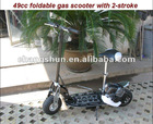 49cc 2 stroke mini gas scooter ( CS-G9005 )