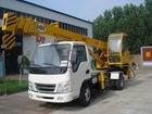 6 tons mini truck crane