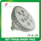 9W LED PAR38 Spotlight