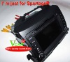7 inch special car DVD player For SportageR