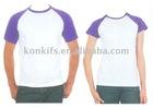 Fashion Couple T Shirt with printing logos
