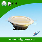 6 Inch 16W led down light fixtures CE and ROHS