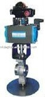 WP series pneumatic V type ball valve