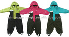 hot sell kids ski overall of breathable fabric