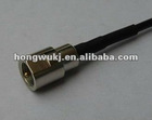 Hot sale FME male connector for RG174 cable