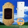 Zinc Alloy with Waterproof wrist strap hotel cabinet lock