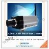 720p 1.0 MP wireless IP camera