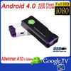 HDMI android dongle 4.0 Googel tv stick Full HD 1080p
