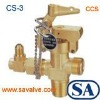 CS-3 co2 manual valve