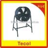 AC exhaust fan free standing